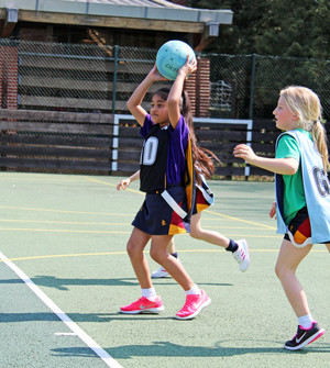 Shell netball league competition april 2018