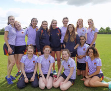 Alliott House Rounders team