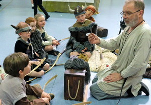 Life in Viking Britain Day for Lower Shell 2018