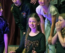 Form 1 Entertains Hansel & Gretel production