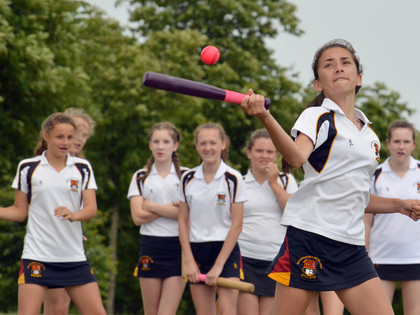 U13 District Rounders at Bishop's Stortford College