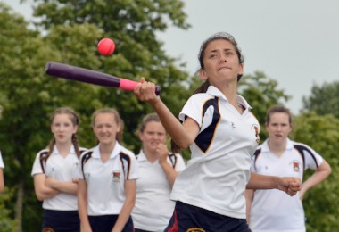 College Fields Success in District Rounders