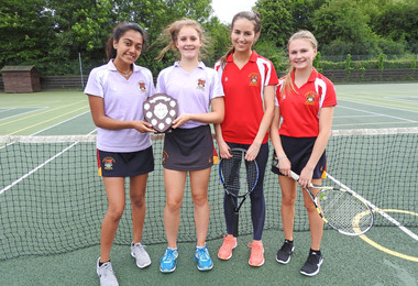 Game, Set, Match for Girls' House Tennis