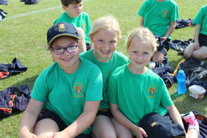 Grimwade Shell Pupils at Sports Day