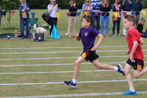 Shell Sports Day Runner 2018