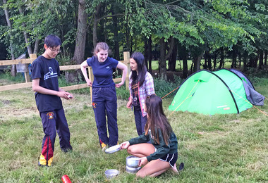 Lower 5th on Bronze DofE expedition