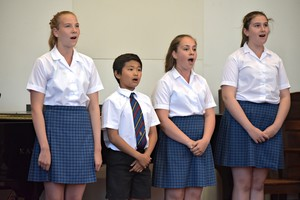 Prep School House Music Competition 2018