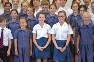 Prep School House sings in 2018 Music Competition