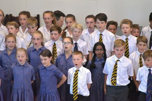 Prep School Houses compete in House Music