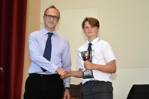 Prep School House Music winner 2018