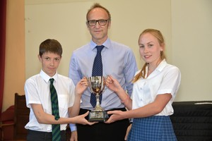 Grimwade win House Music Title 2018