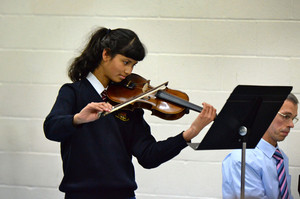 Upper Third Music Concert