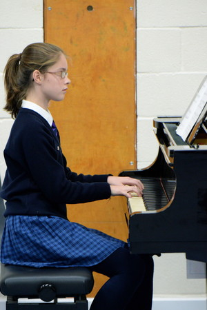 Music Recital by the Upper Third
