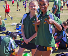 Grimwade girls prep school sports day 2018