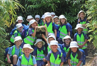 Pre-Prep's Outing to Colchester Zoo
