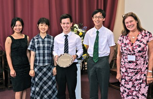 Instrumental Competition Winners 2018