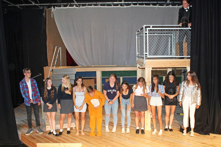 L5th Spanish Play in Leo Price Theatre