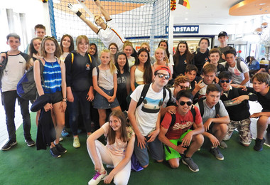 L5th exchange to heikendorf summer 2018