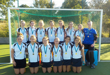Girls' Hockey Teams Score County Success