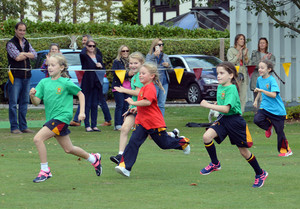 Prep School racing in Marathon