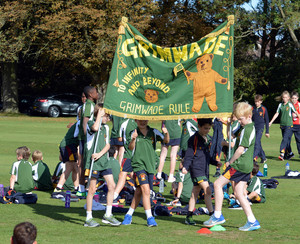 Grimwade House at Prep School Marathon