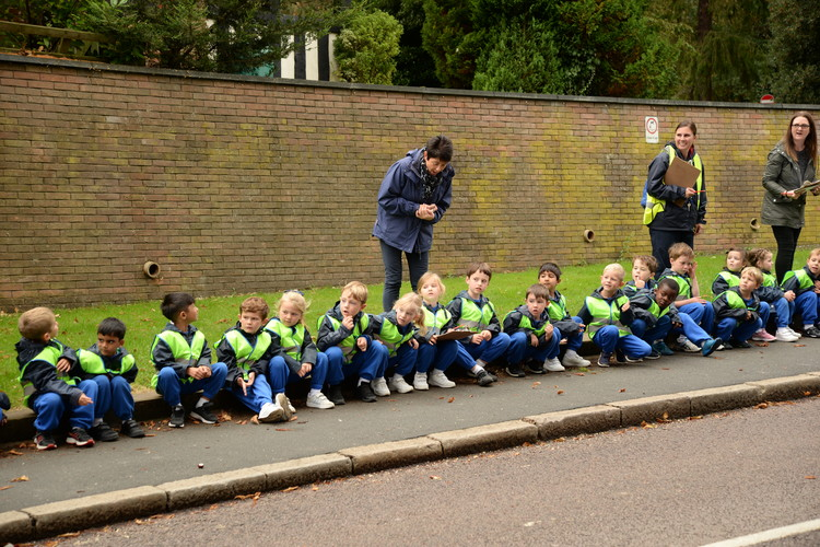 Year 1 conduct traffic survey