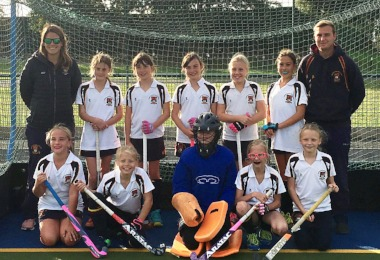 Great Day of Hockey for U11 Girls