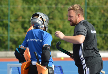Top Training Session for Hockey Goalkeepers