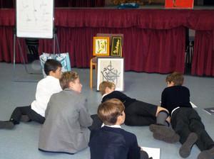 Lower Third pupils enjoy Workshop on Islam