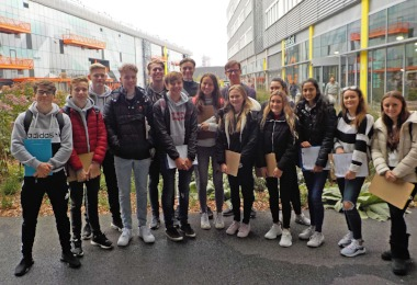 Olympic Visit for 6th Form Geographers