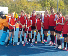 Monk Jones team for Prep School House Hockey