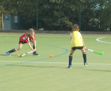 Westfield v Monk Jones in Prep School House Hockey