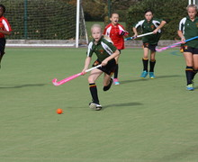 Grimwade players v Monk Jones Prep School House Hockey