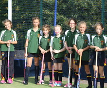 Grimwade Hockey Team Prep school House Hockey