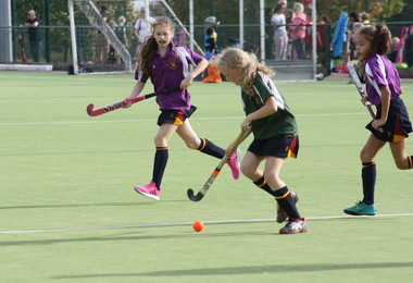 Newbury v Grimwade at Prep School House Hockey