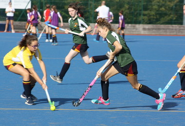 Grimwade players at Prep School House Hockey