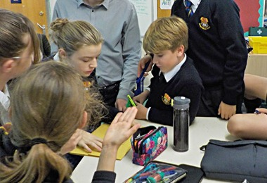 Prep School Inventors Make it 'Appen