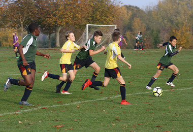 Grimwade and Westfield House Football 2018