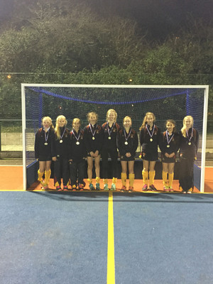 Prep School girls are U13 Hockey County Champions