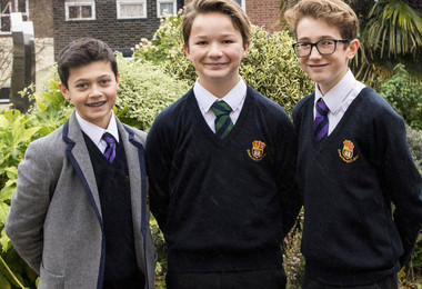Prep School pupils selected for ISFA U13