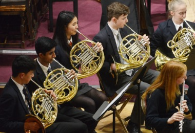 Senior School Autumn Concert is a Hit