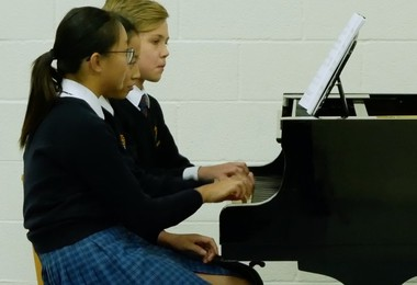 Upper Third Musicians Bring Music to Life