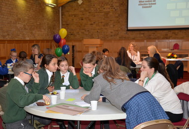 Local schools in FLT for pupil councillor meeting