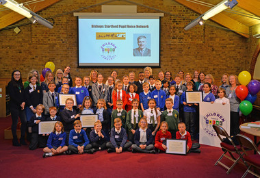 Bishop's Stortford Pupils Work Together