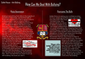 Collett house how to stop bullying