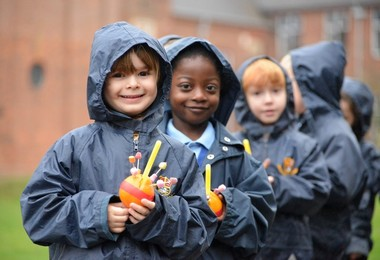 Pre-Prep's Celebratory Christingle Service