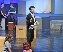 Production of Senior School play Not That Different