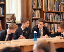 Collett House in Brains Trust Final 2018