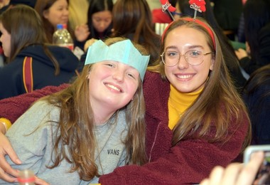 Boarders' Christmas Dinner & Comedy Night