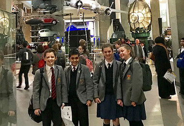Science Museum Trip for Lower Third 2019